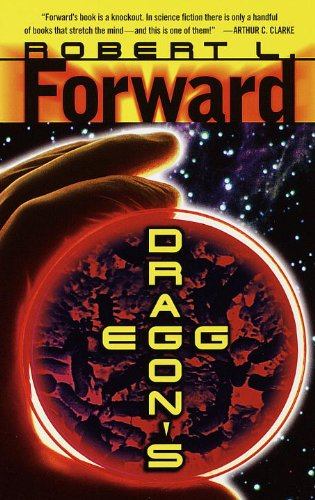 Cover art of Dragon's Egg by Robert L. Forward
