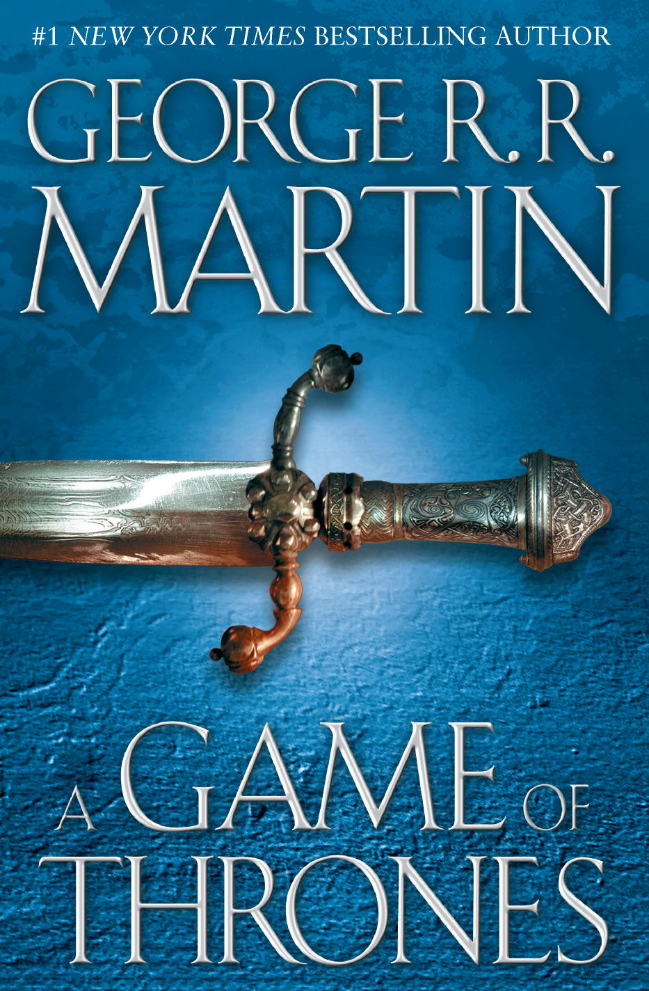 Cover art of A Game of Thrones by George R. R. Martin