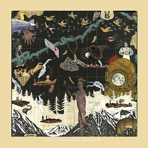 The Mountain Goats and John Vanderslice's Moon Colony Bloodbath (2009)
