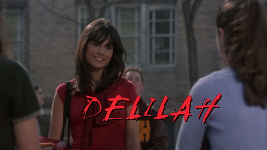 The Faculty (1998) Delilah, beginning