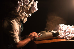 """Writer's Block I"" by Drew Coffman"